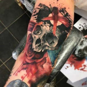 Martin Stewart @martin_stewart_tattooist