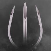 Piercingnåler