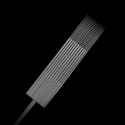 50 stk. Killer Ink Bug Pin 0.25mm tatoveringsnål - sterilisert Rustfritt Stål Magnum Weaved