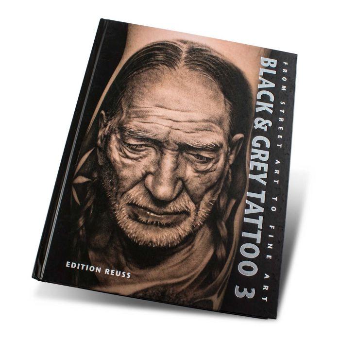 Black & Grey Tattoo : 3 - Edition Reuss