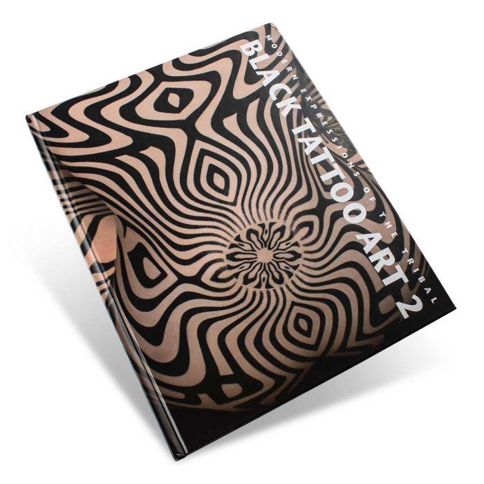 Black Tattoo Art II: Modern Expressions of Tribal  - Edition Reuss