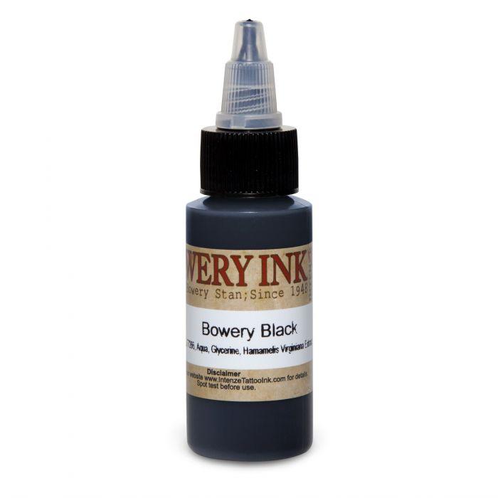 Intenze Bowery Ink by Stan Moskowitz Black 30ml (1oz)