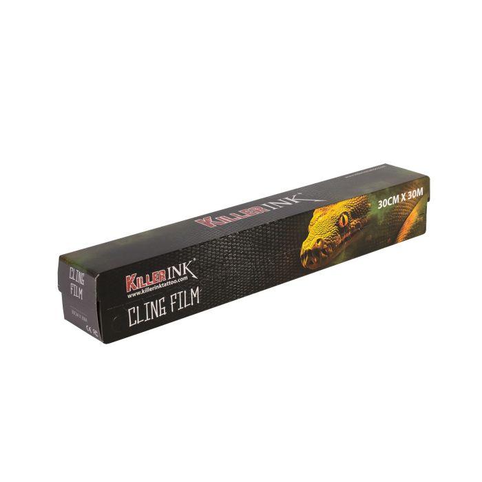 Killer Ink Easy Cut Cling Film dispenser 30m X 30cm
