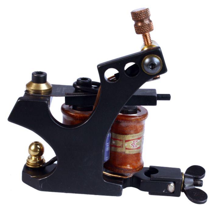 Bavarian Custom Irons Morphosica tatoveringmaskin - B+G Shader