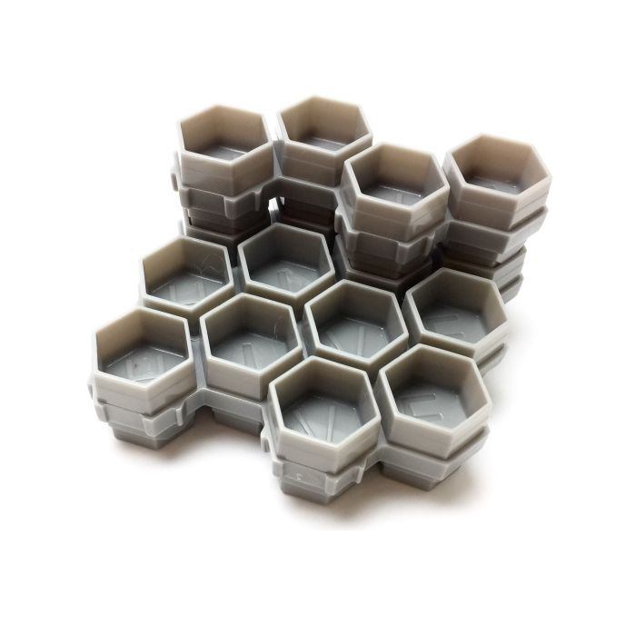 Pose med 50 (200 kopper) Soldier Bee Grey Hive Caps