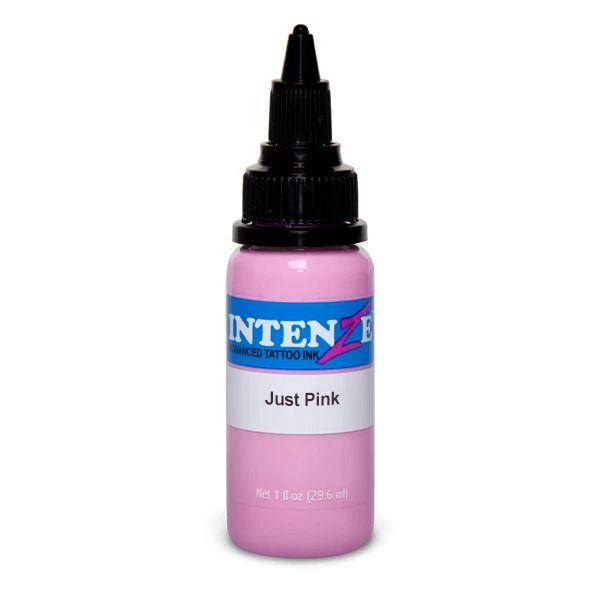 Intenze Ink Pastel Just Pink (tidligere Carols Pink) 30 ml (1 oz)