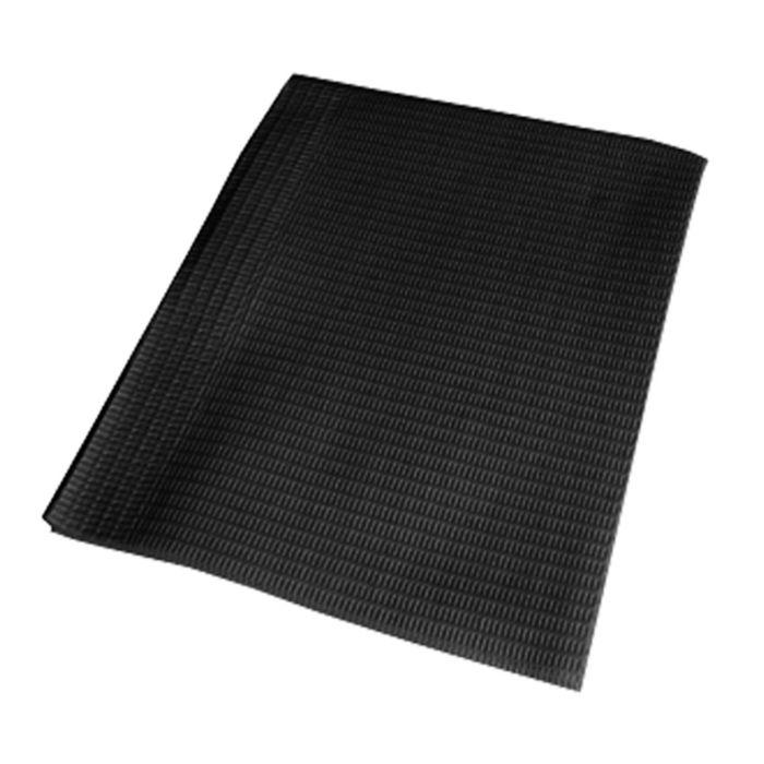 125 stk. dekkfiller i svart