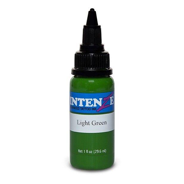 Intenze Ink Basic Light Green 30ml (1oz)