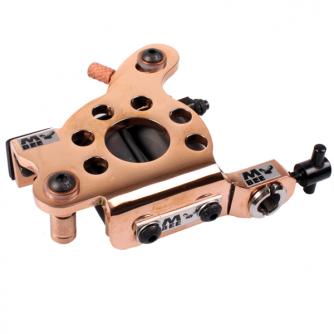 Micky Bee Original Copper Telephone Dial tatoveringmaskin Colour Packer/Shader - Produsert i England