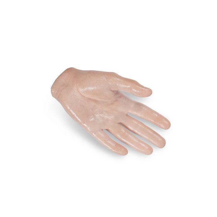 A pound of Flesh - Venstre hånd