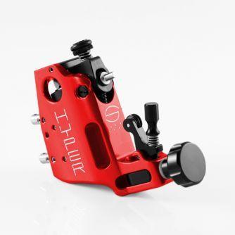 Stigma-Rotary® Hyper V3 tatoveringmaskin - Rød