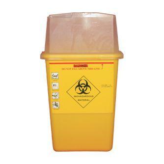 Avfallsbeholder for tatoveringsnål 1L kapasitet
