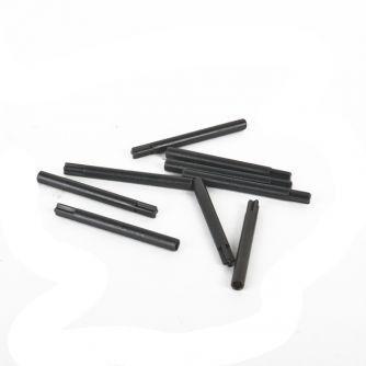 30 stk. sterileserte plastikkrørepinner for blekk