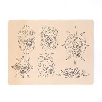Design Tattoo Practice Skin