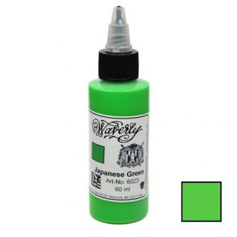 WAVERLY Color Company Japanese Green 60ml (2oz)