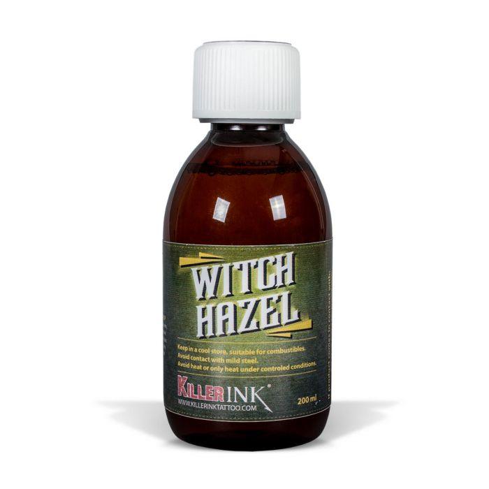 200ml Flaske destilert Witch Hazel
