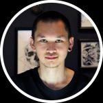 Månedens sponset artist - Michael Taguet