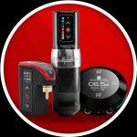 Siste Produkter fra FK Irons/Spektra Rotary/DarkLab